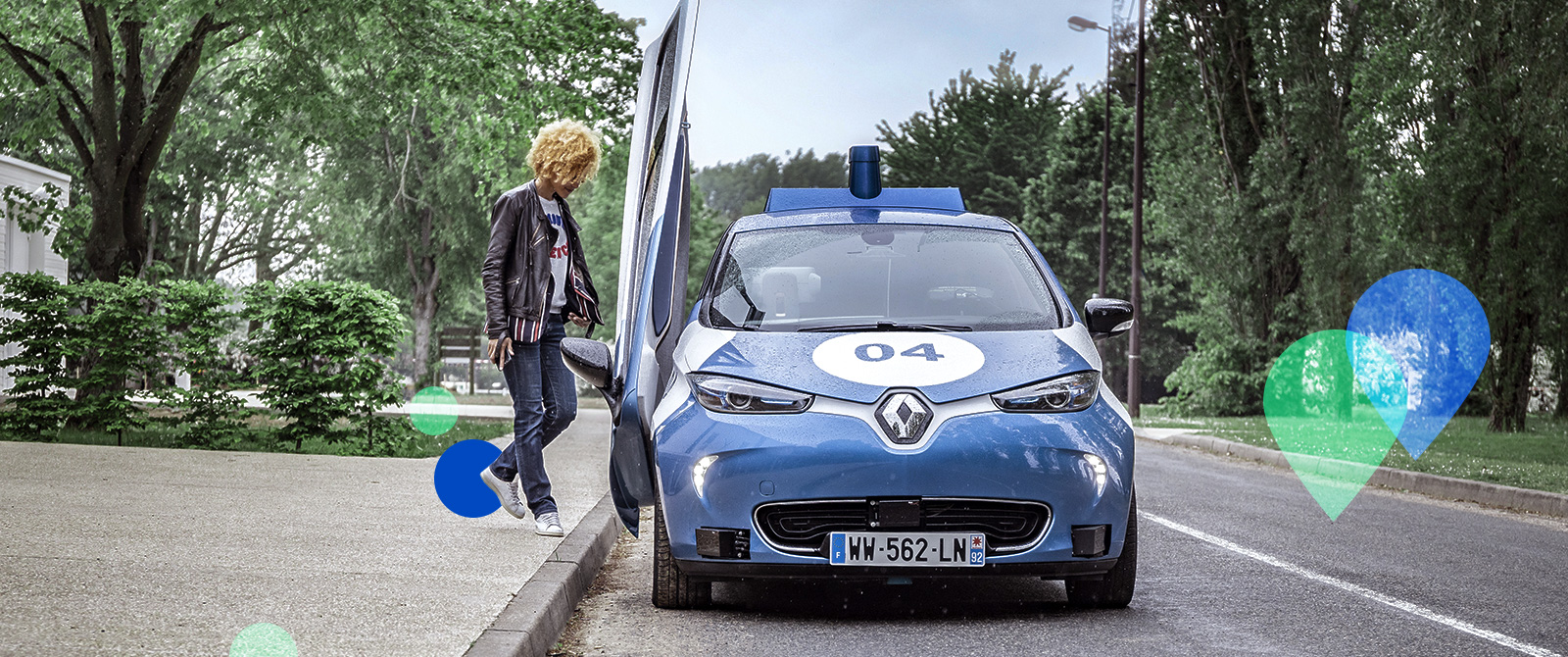 Autonomous shared mobility: from fiction to reality