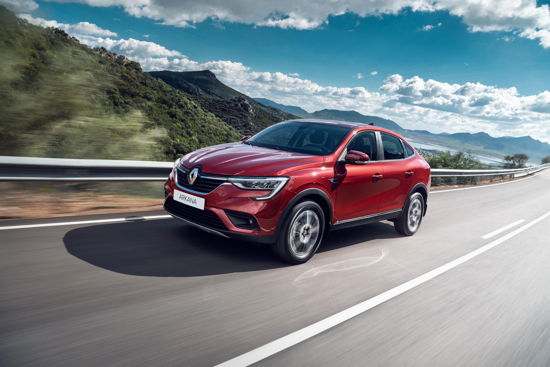 ARKANA : le nouveau SUV coupé du Groupe Renault pour la Russie dévoilé en version de série