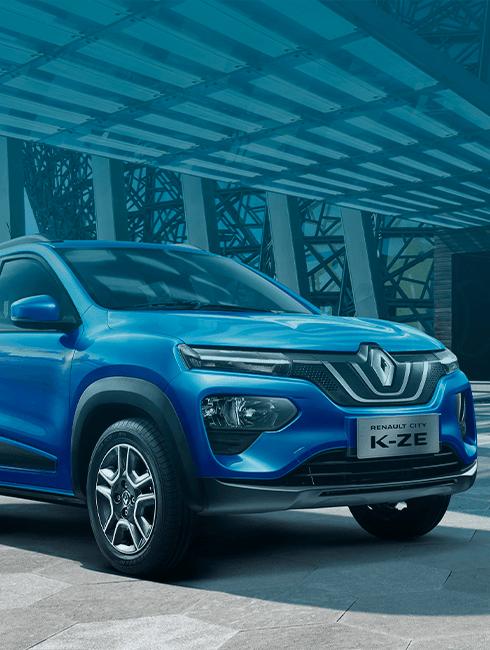 Renault Groupe a multiplié les partenariats stratégiques et lance sa mini-citadine Renault City K-ZE.