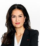 biographie Mouna Sepehri