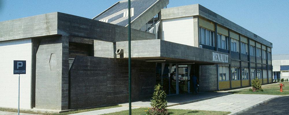 usine de Cacia