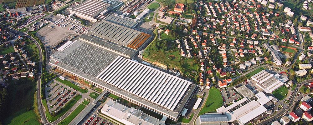 usine de Novo Mesto