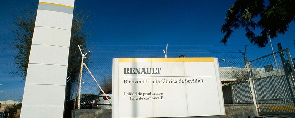 usine de Séville