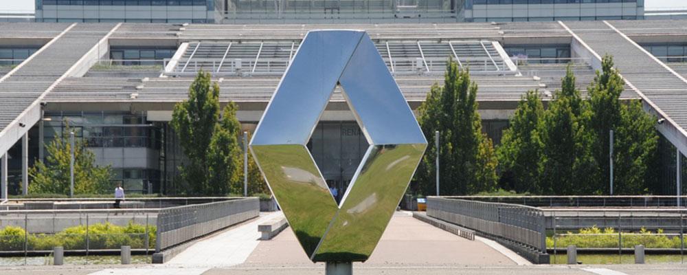 Technocentre Guyancourt Renault