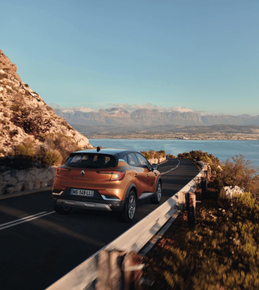 Renault Captur - dossier de presse