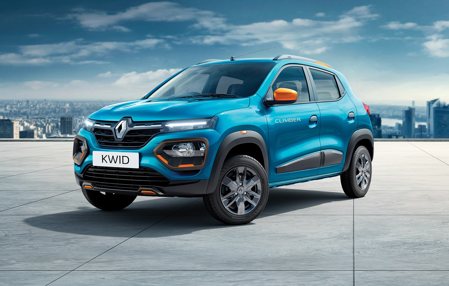 With the New KWID, Renault give itself the means to fulfil its ambitions