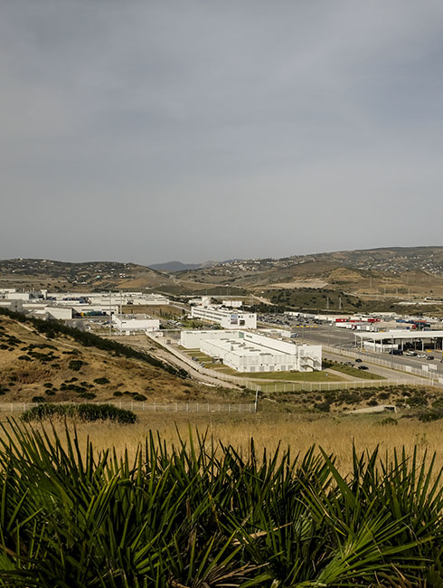 Usine_Renault_ Nissan_Tanger