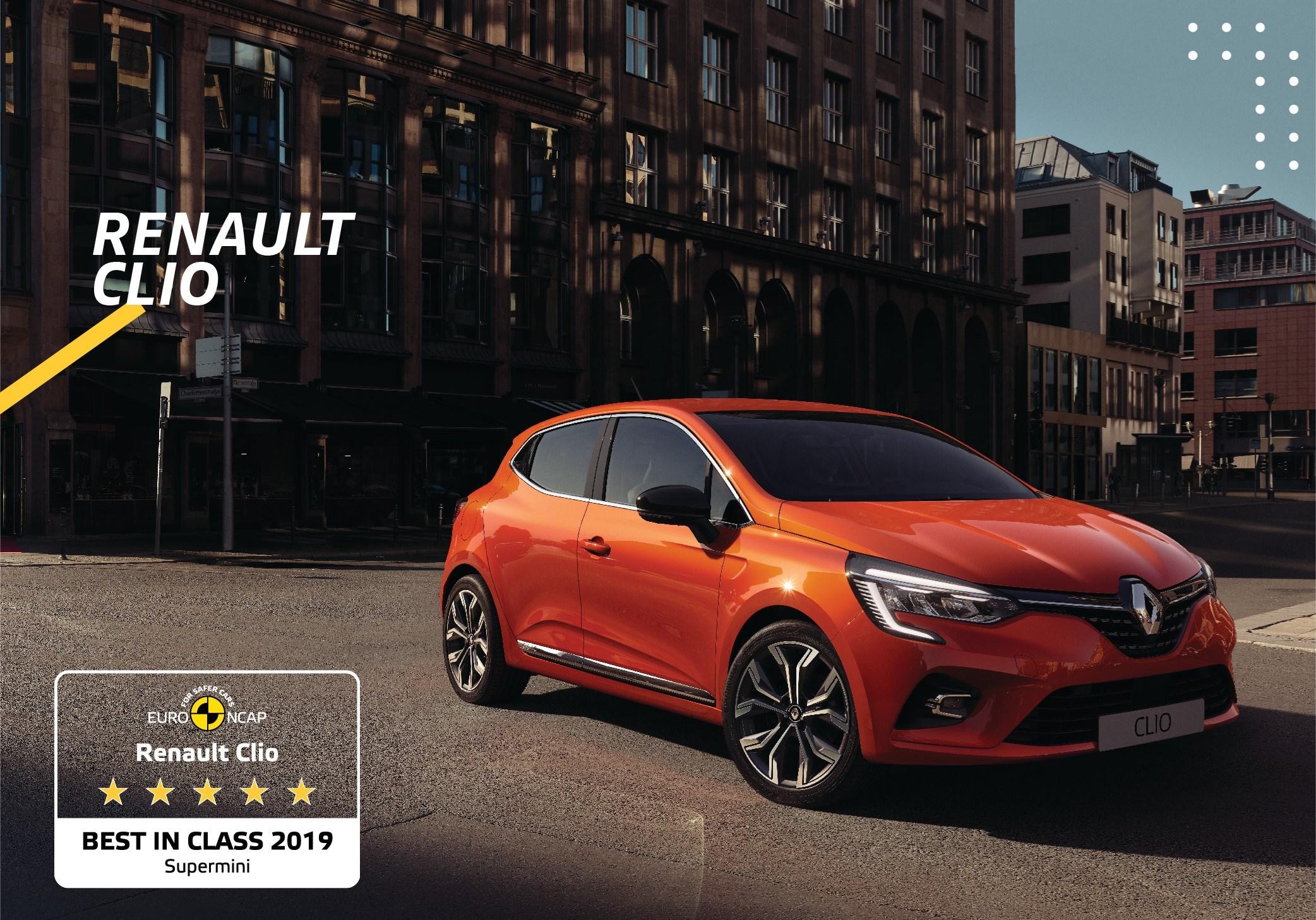 Euro NCAP Renault