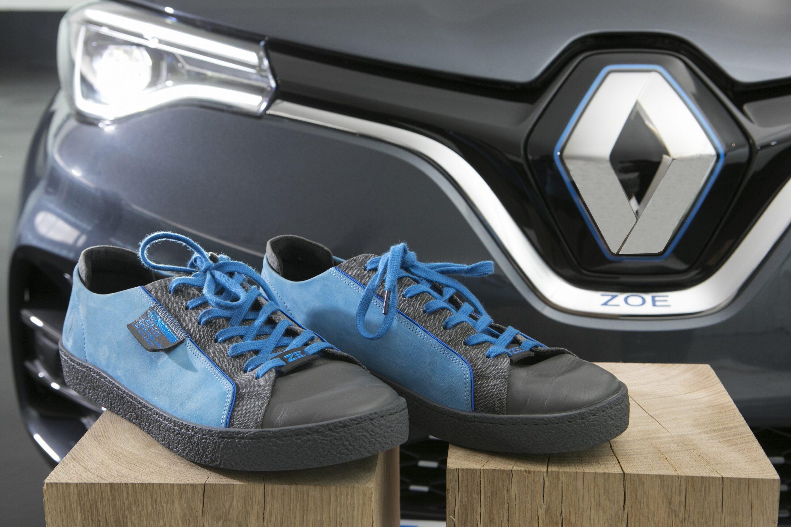 Renault x Le Coq Sportif - SneaCARS