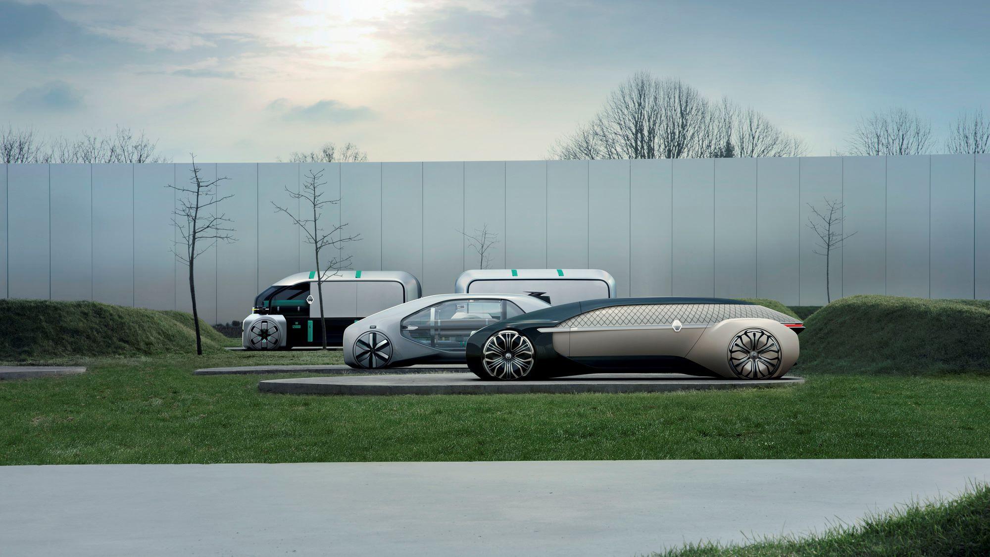 Concept cars Renault