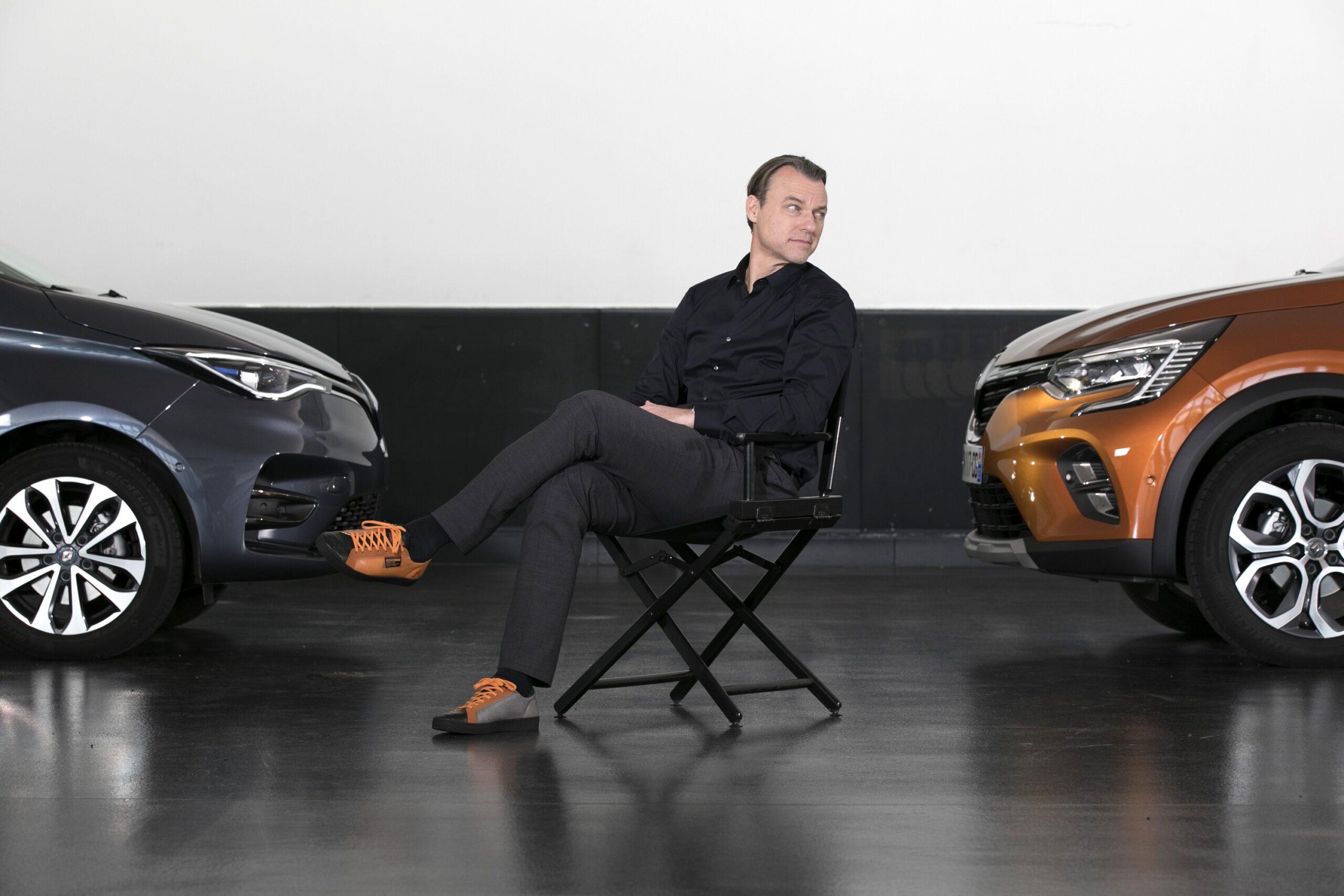 Laurens Van Den Acker - Renault x Le Coq Sportif - SneaCARS