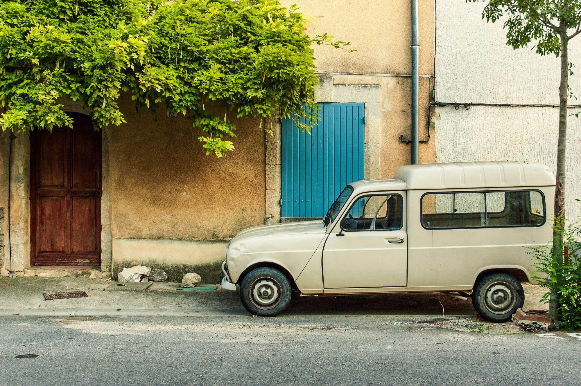 Vieille Auto Renault