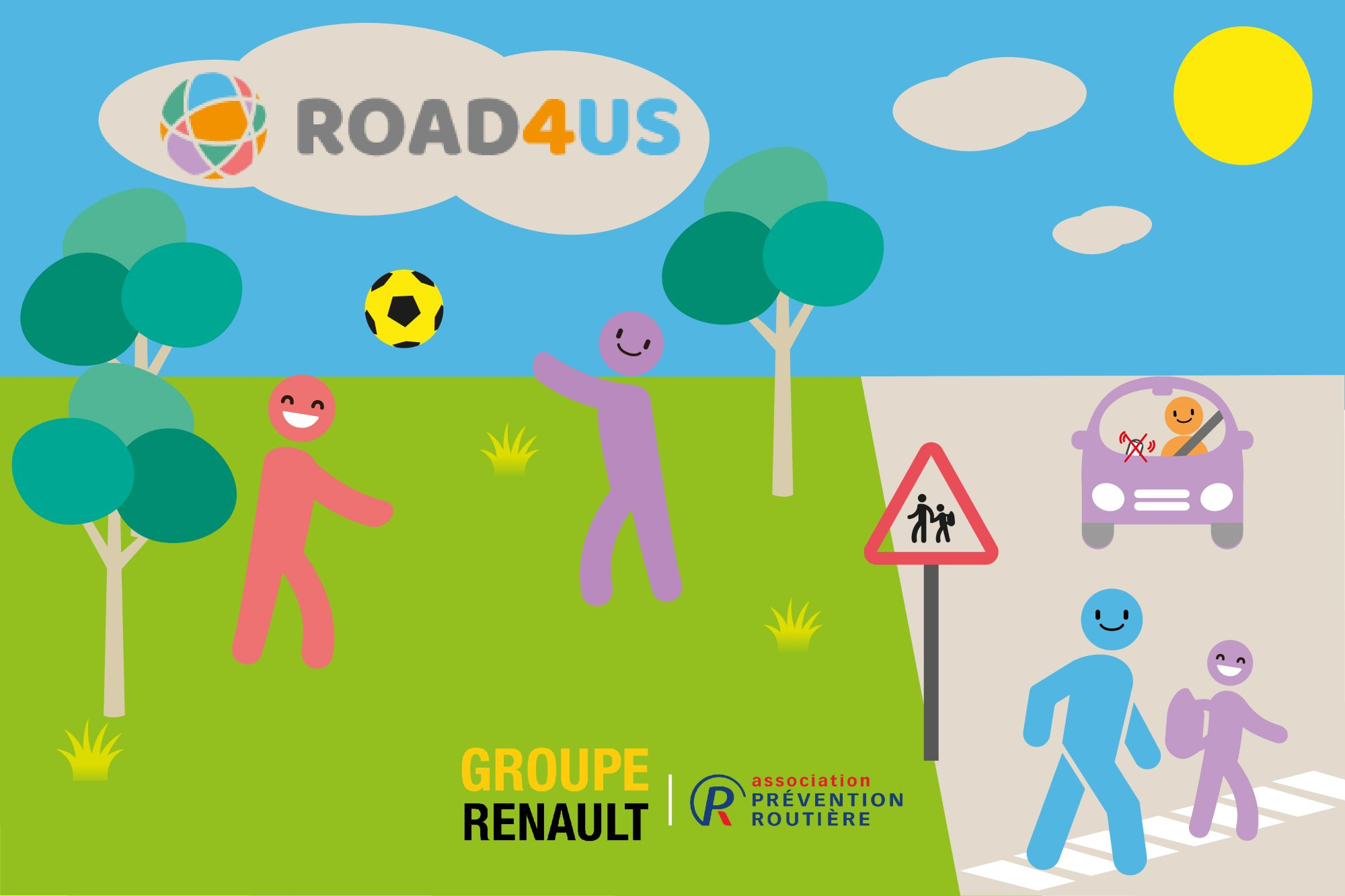 Road4Us - Groupe Renault