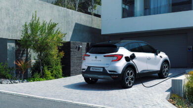 Groupe renault: electric on a grand scale