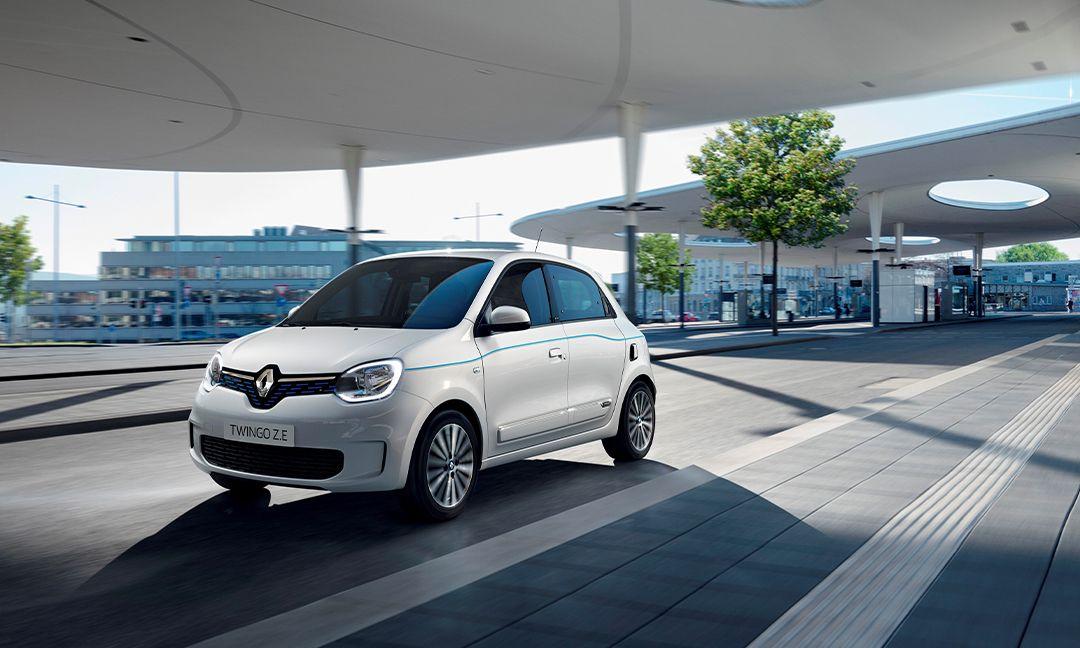 Le Groupe Renault avance au rythme des évolutions sociétales