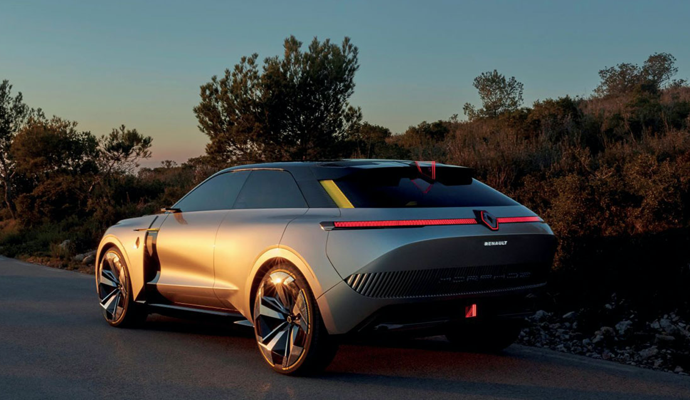 morphoz concept car electrique