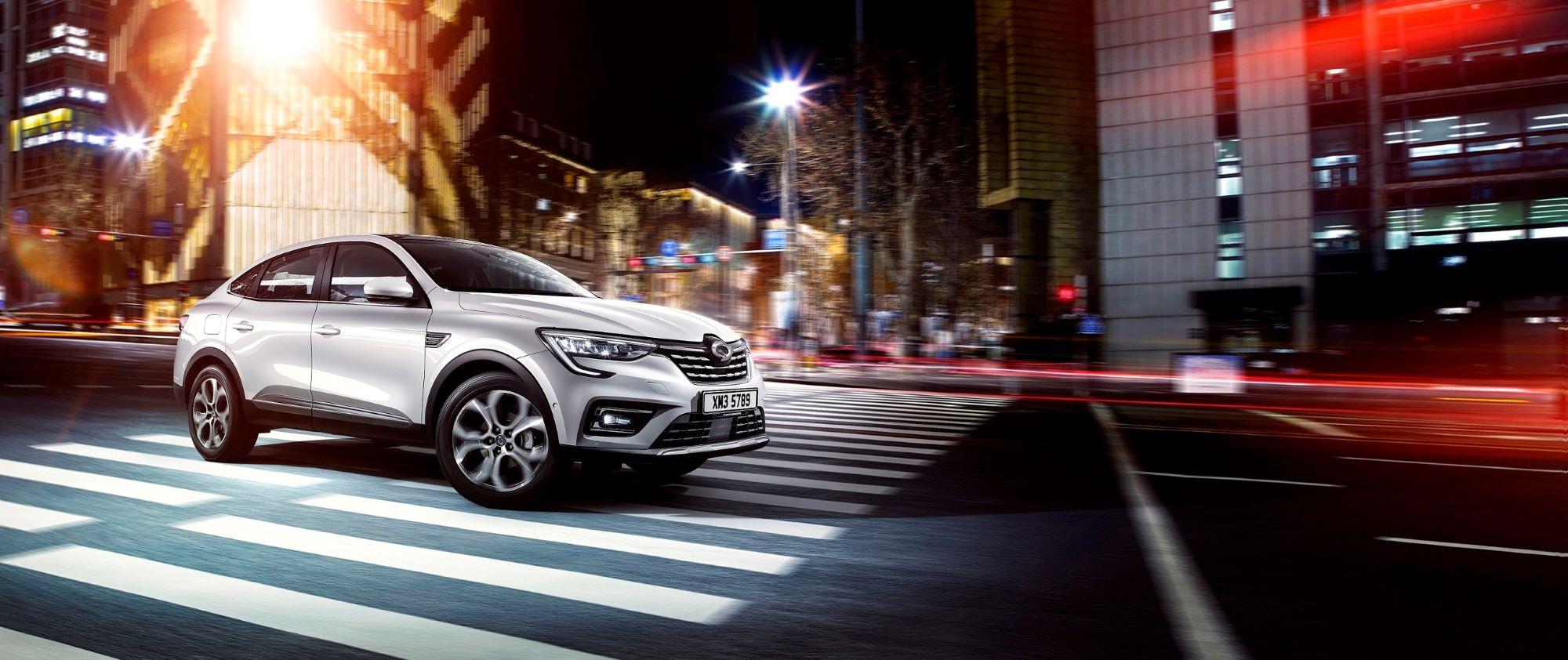 XM3 : Lancement réussi en Corée pour Renault Samsung Motors