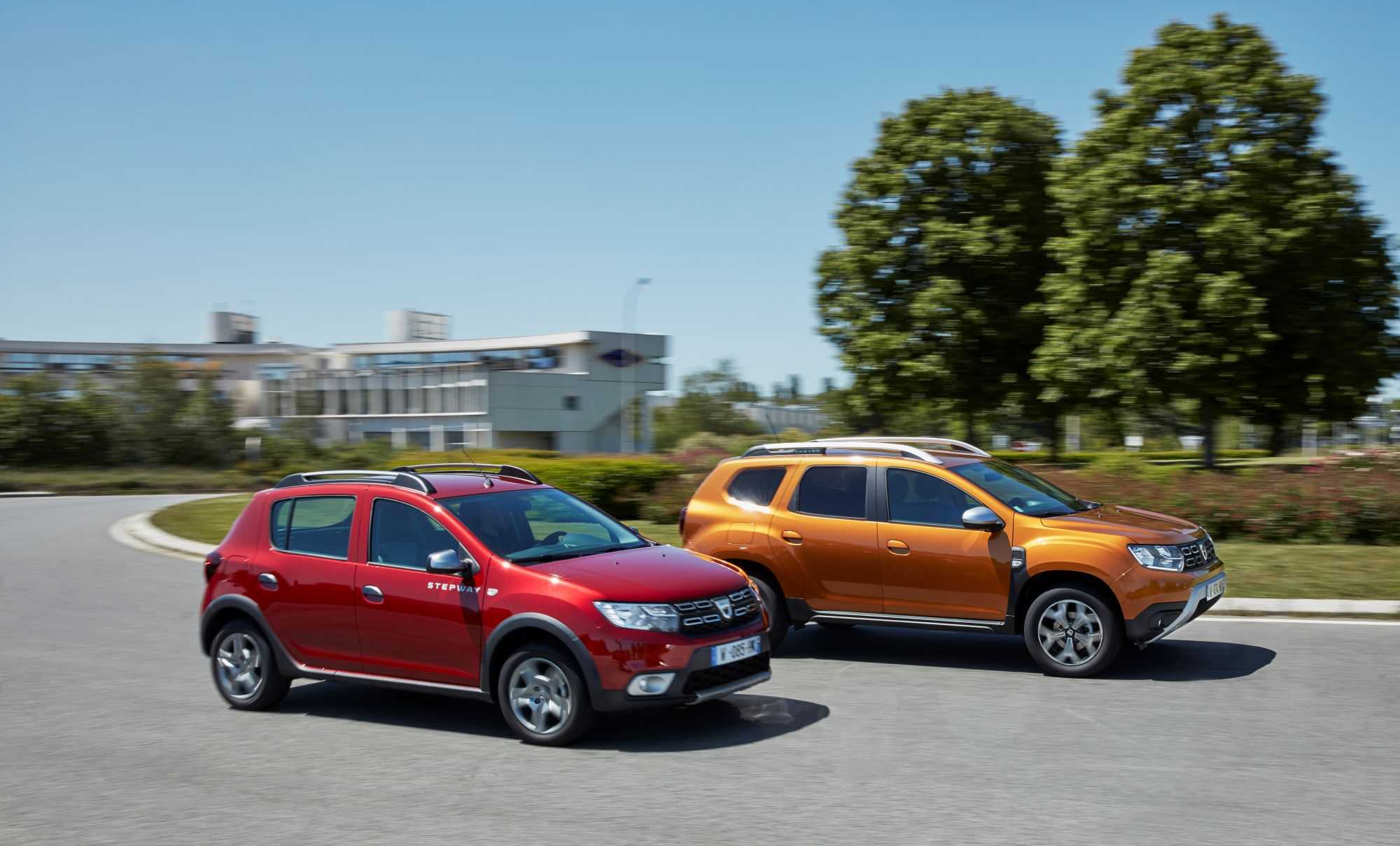Eco G Lpg Or How Dacia Is Confronting The Energy Transition Groupe Renault