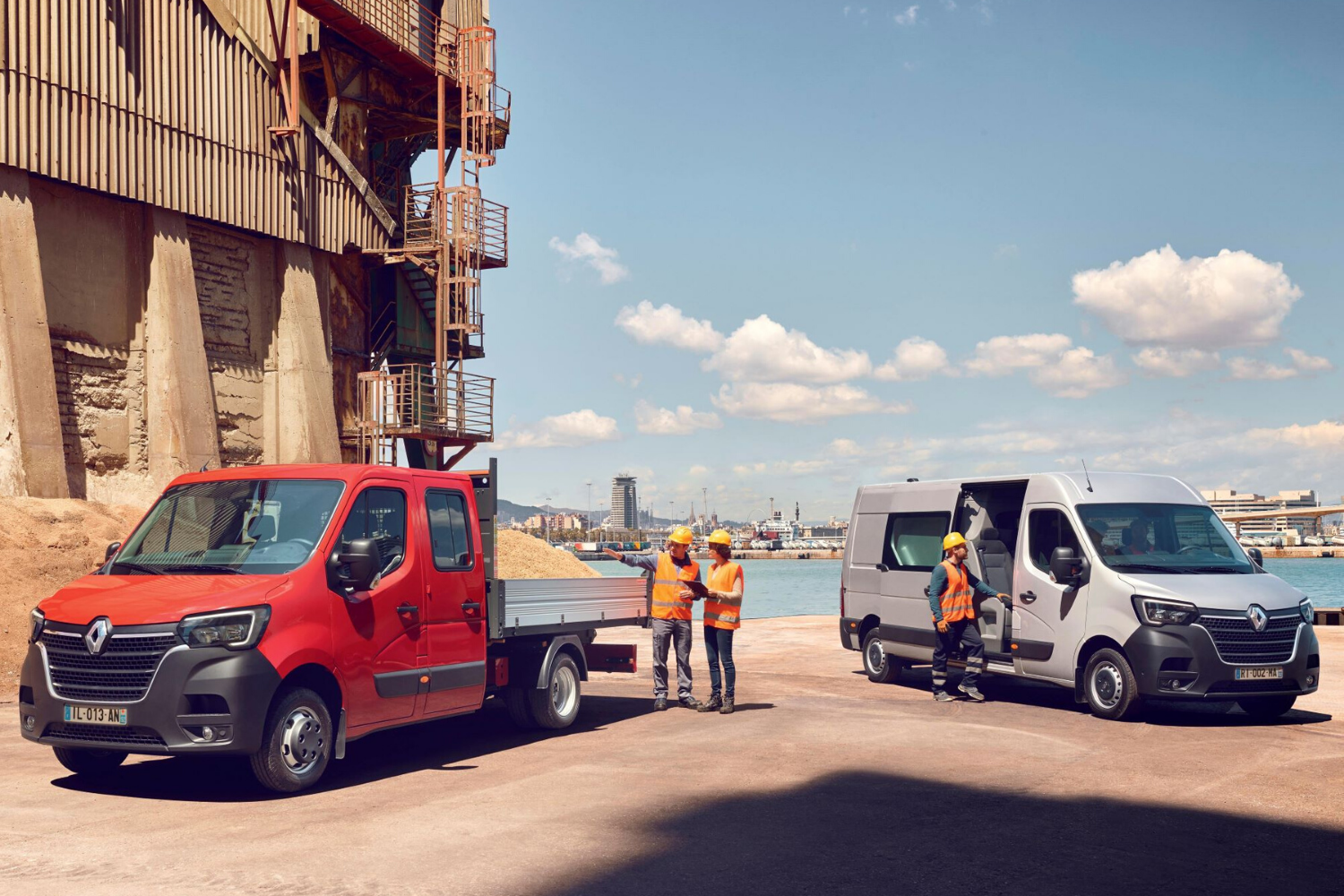 40 ans Trafic Master | Groupe Renault
