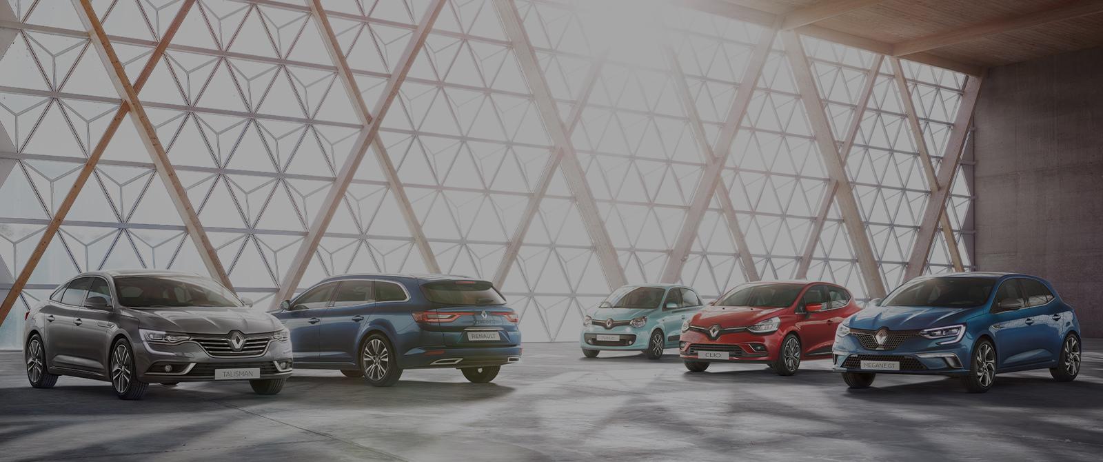 Déposez votre appel d'offre Renault Fleet customer solutions