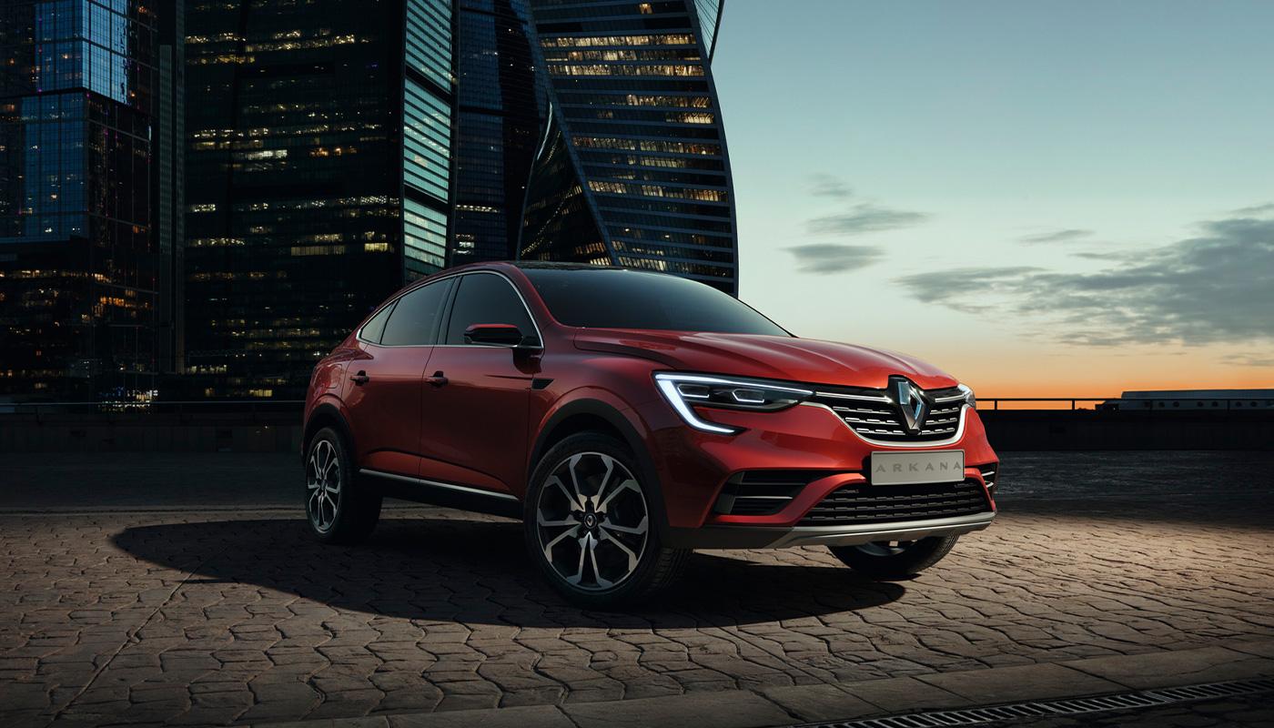 Renault fleet customer solutions Eurasie
