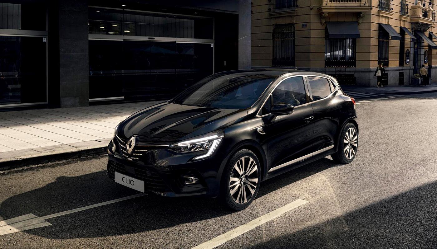 Renault fleet customer solutions Europe