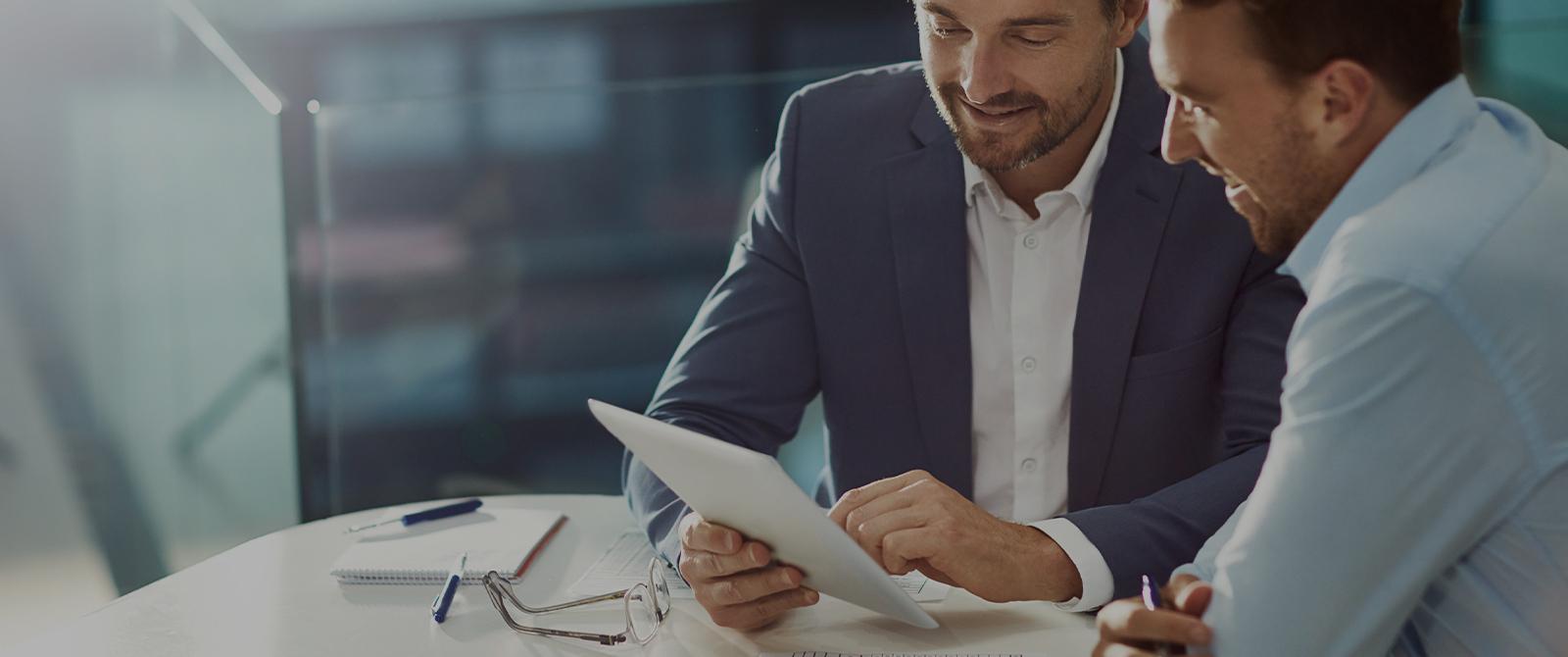 Une équipe d'expert pour vous accompagner Renault fleet customer solutions