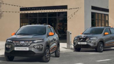 Dacia Spring Electric : Dacia s first all-electric car