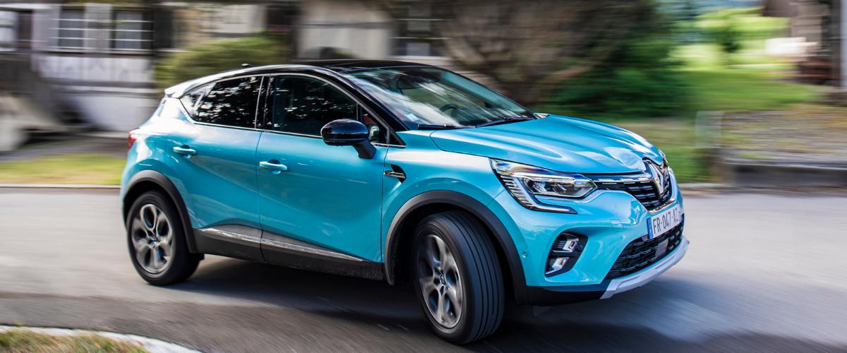Motorisation hybride rechargeable et consommation réelle : la preuve par Captur