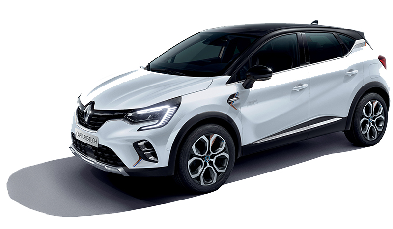nouveau captur e-tech plug-in