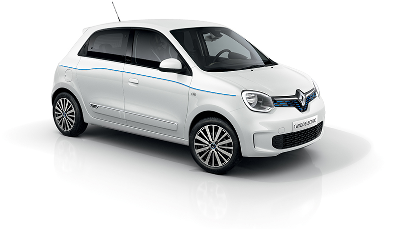 nouvelle twingo electric