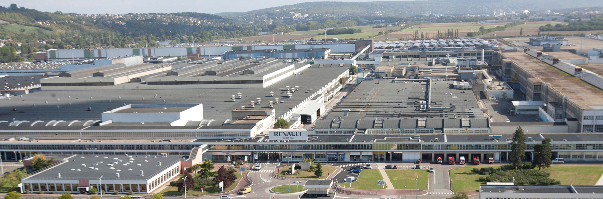 usine flins renault