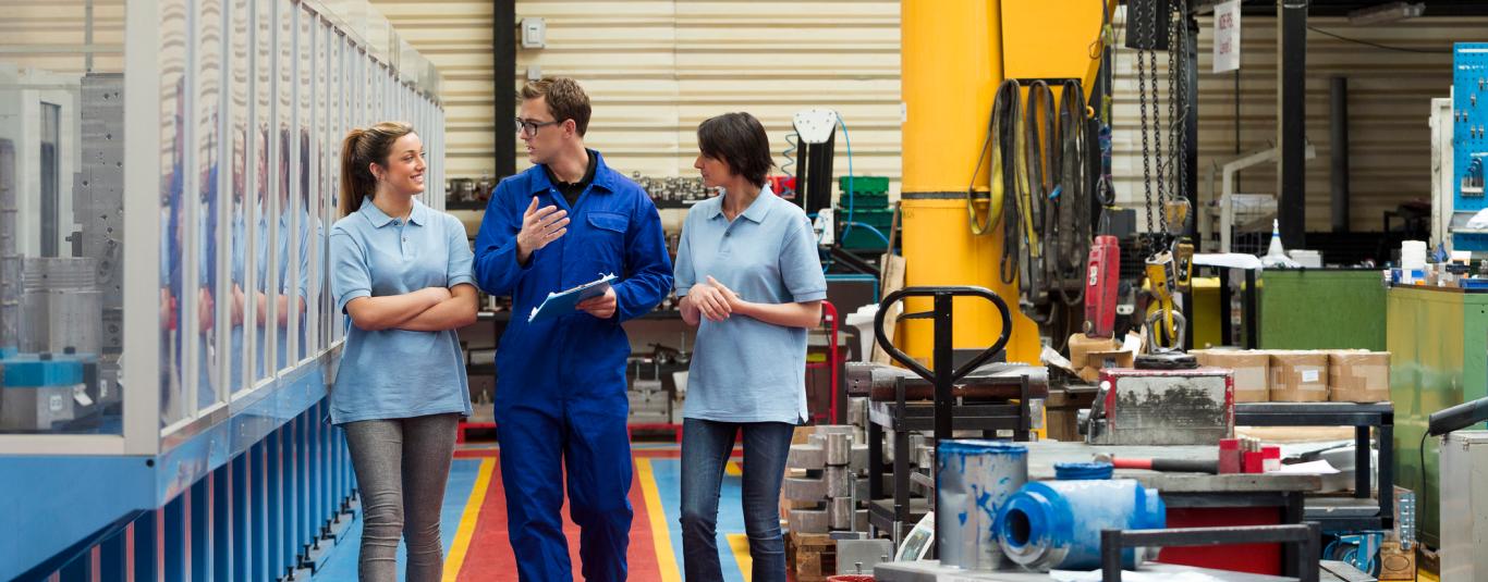 En action, la Fondation Renault soutient des initiatives en faveur de l'insertion professionnelle.