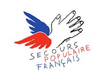 logo secours populaire