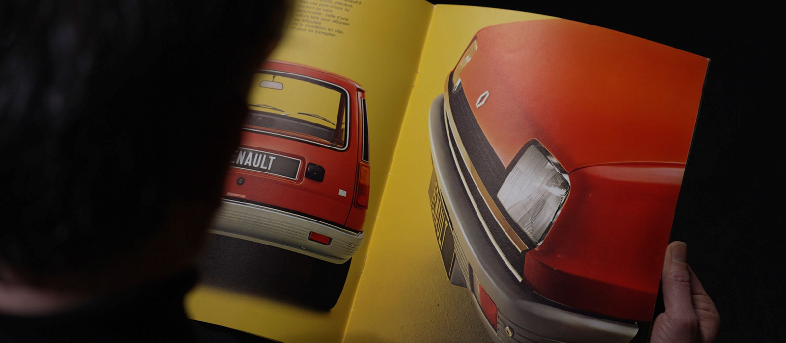 brochure R5 phares 1972