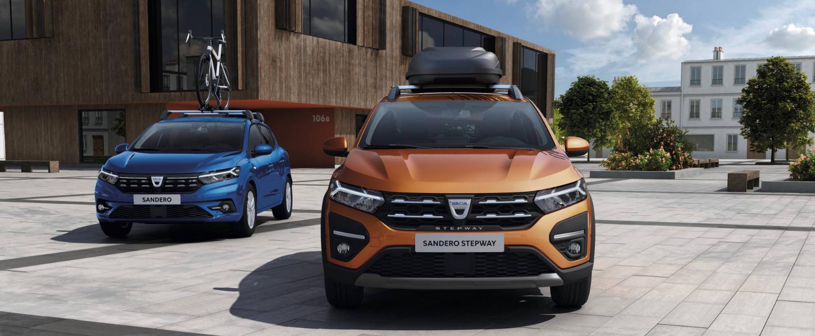 All-New Dacia Sandero: why a new platform?