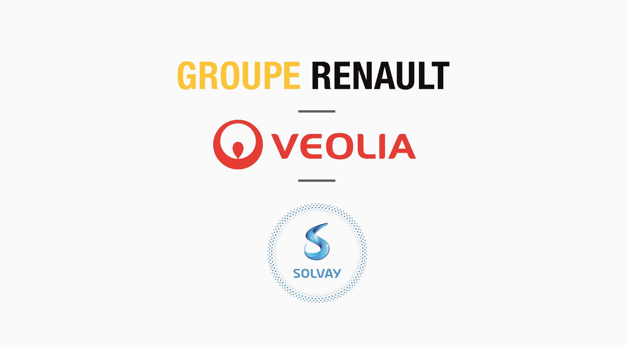 groupe renault veolia solvay