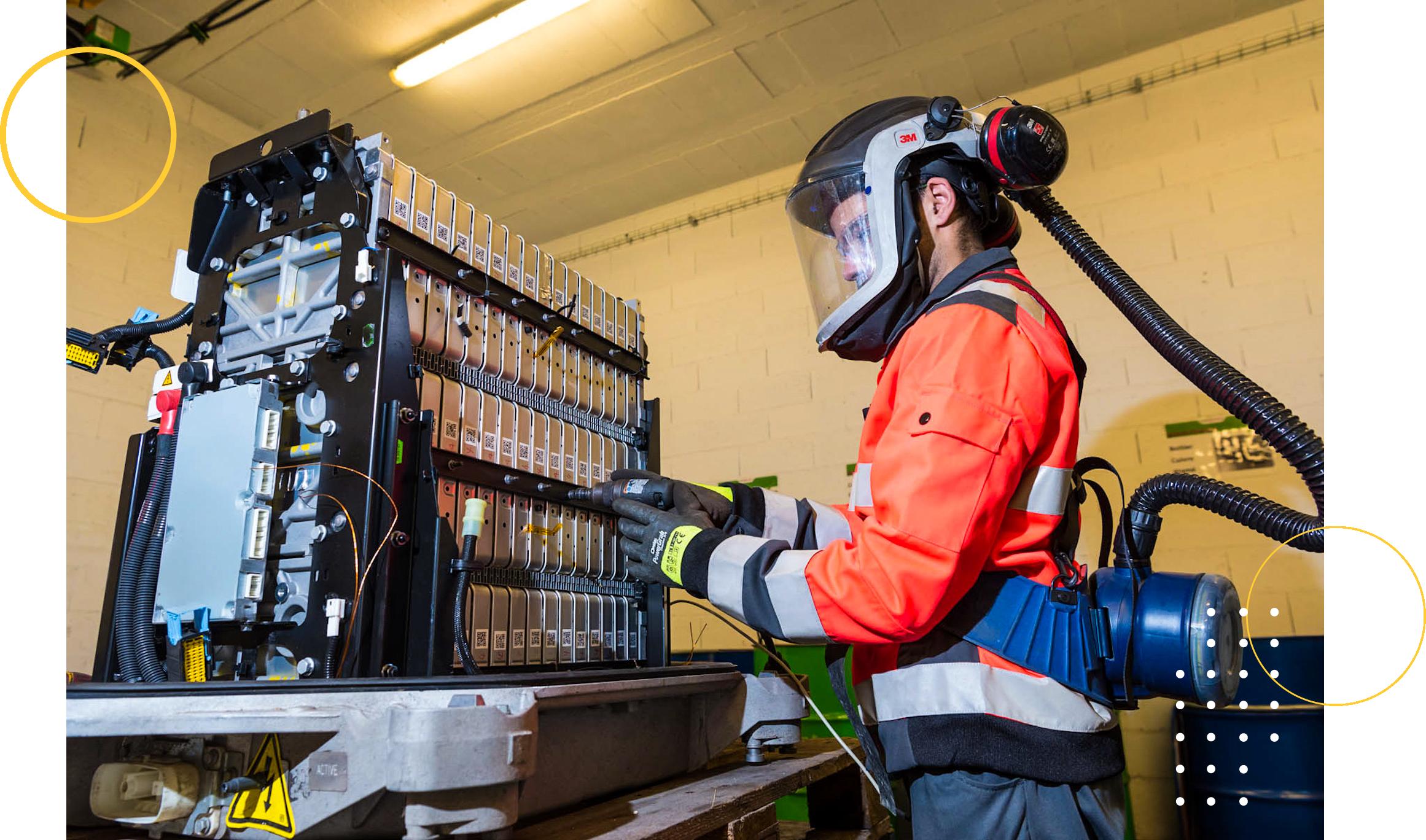 Groupe Renault, Veolia et Solvay : les batteries d'aujourd'hui seront celles de demain