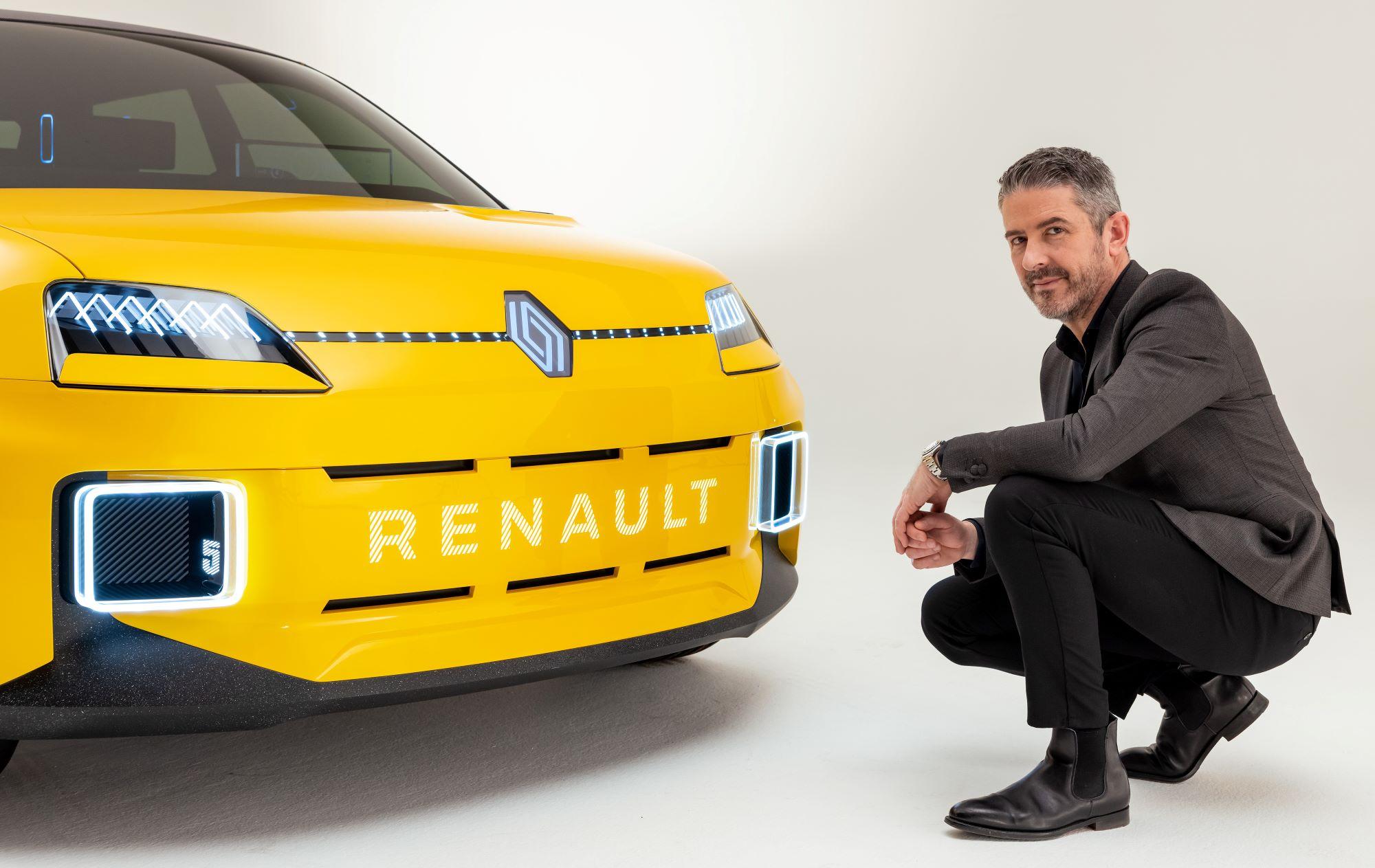 Gilles Vidal et la R5