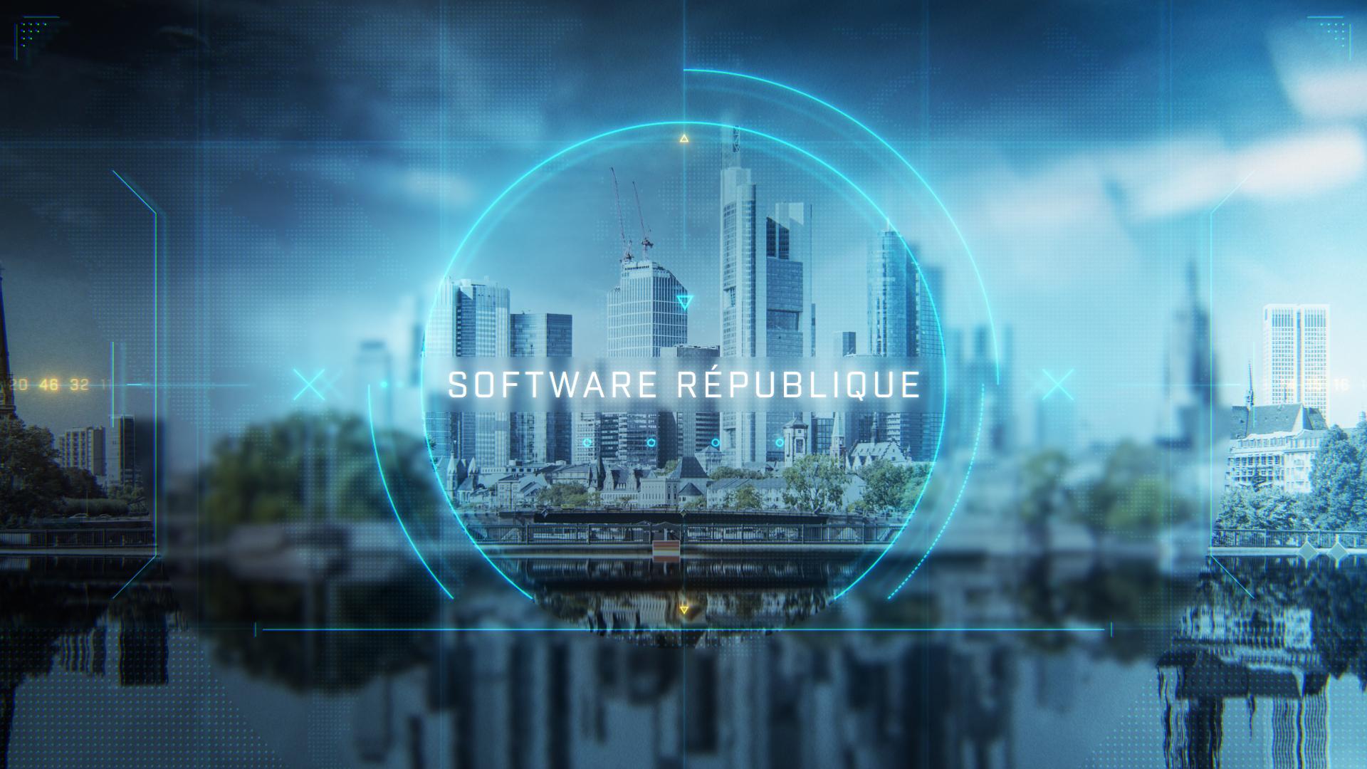 Bienvenue dans la Software République