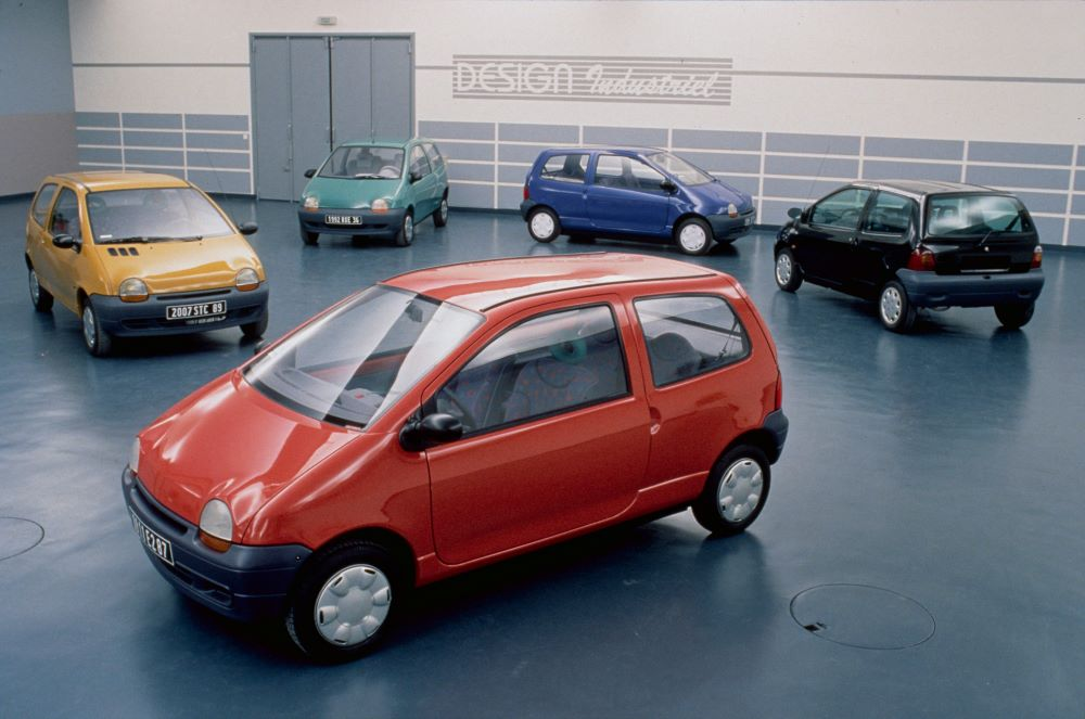 first generation of Twingo