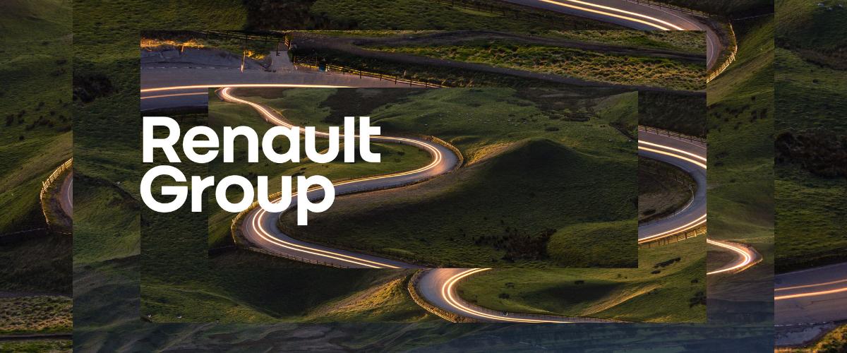 Une nouvelle identité pour Renault Group