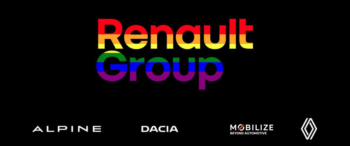 Renault Group installe des Référents Diversité LGBT+ dans ses usines françaises