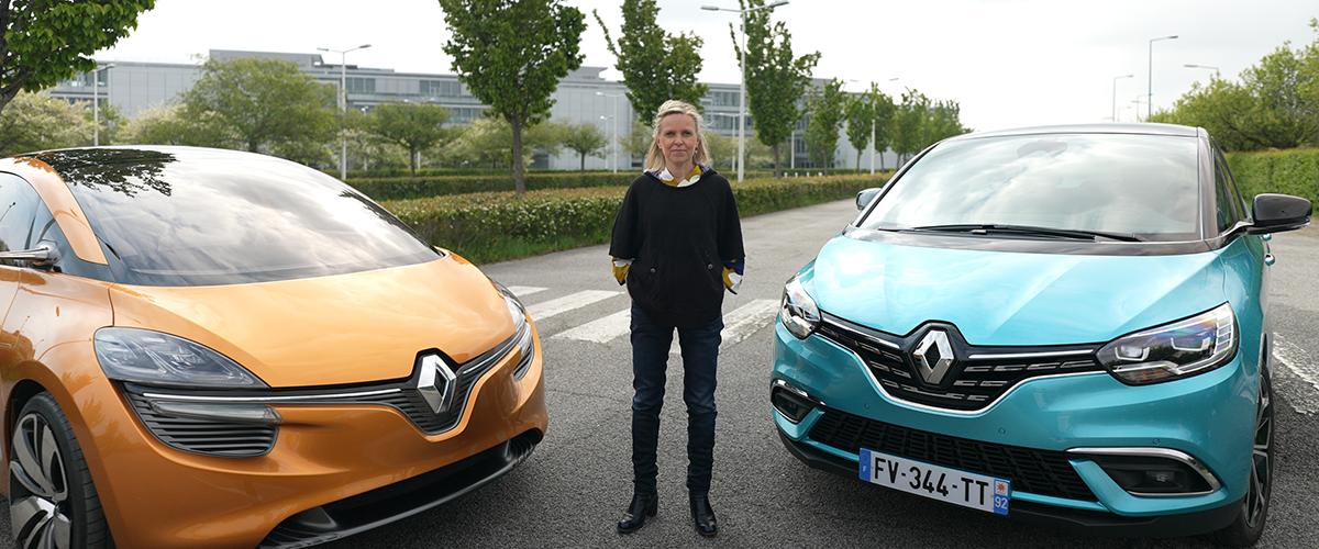 Renault Scénic : invention et réinvention - épisode 2
