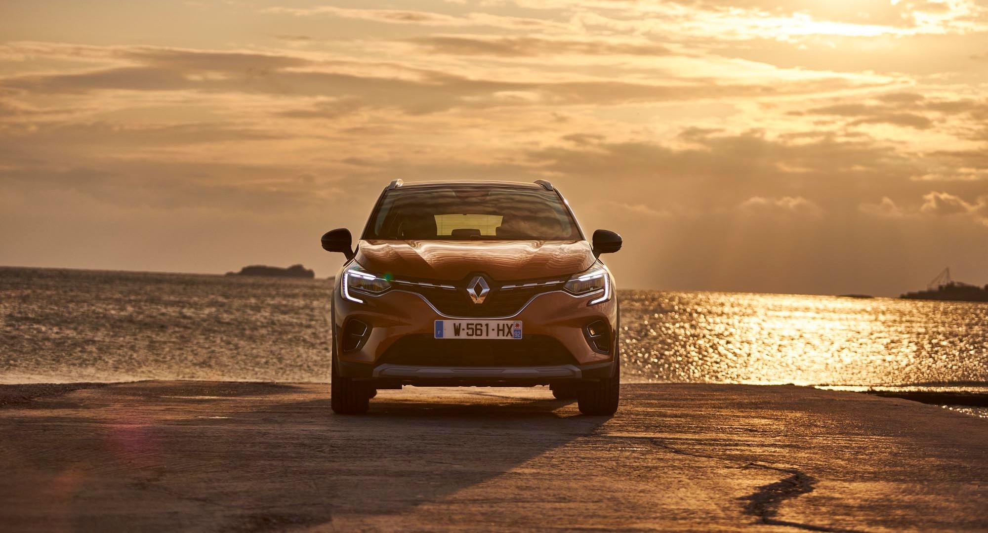 Captur E-TECH Plug-in : la voiture hybride rechargeable selon Renault