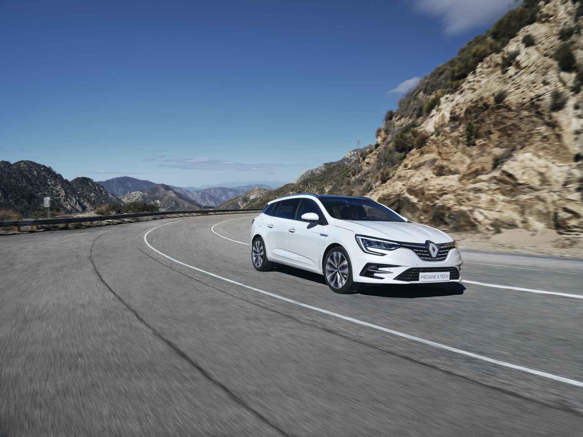 Renault Mégane E-TECH Plug-in : l'hybride rechargeable polyvalente