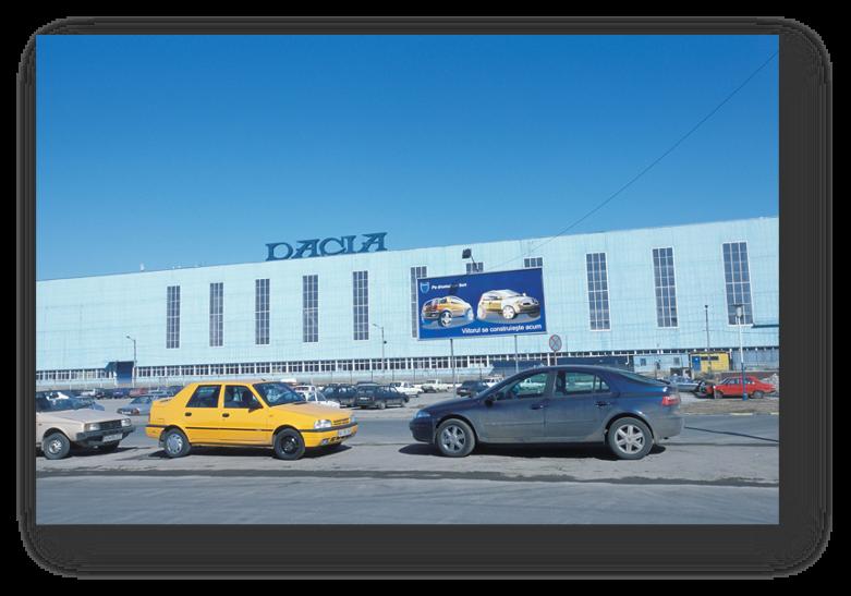 Modernisation de l'usine