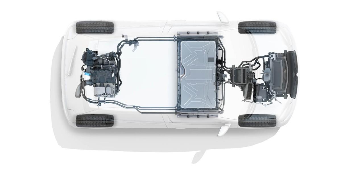 « Twingo Electric tire parti de sa plateforme nativement électrique »