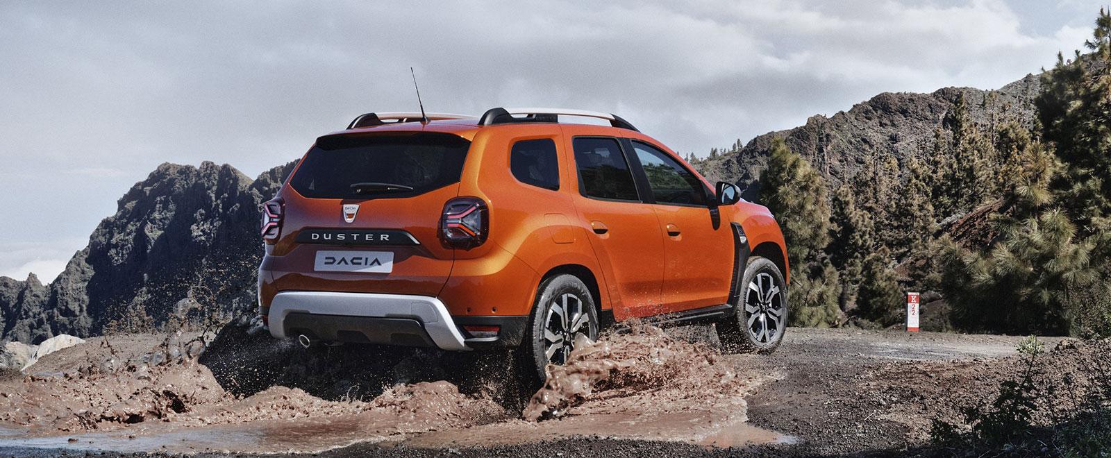 Dacia : l'arme secrète face aux égratignures