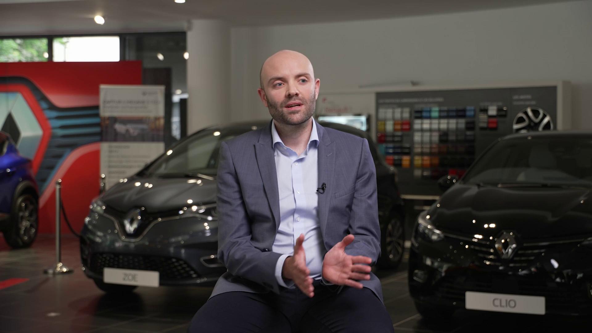 Valentin, recordman des ventes de voitures électriques